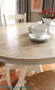 Kitchen Tables Best 25 Stained Table Ideas On Pinterest Refurbished Furniture