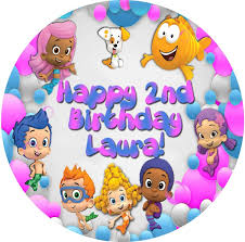 97 bubble guppies images birthday party ideas