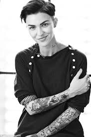 how to get ruby rose haircut ruby rose s rockin hairstyle