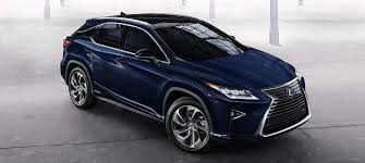 lexus nx vs rx 2016 lexus rx lease near washington dc pohanka lexus