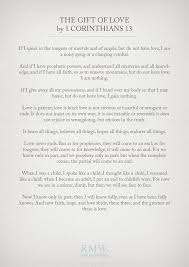 wedding quotes readings wedding quotes the gift of by 1 corinthians 13 wedding