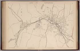 Massachusetts City Map by City Of Fitchburg Massachusetts David Rumsey Historical Map