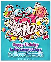 birthday boy birthday wishes for boys