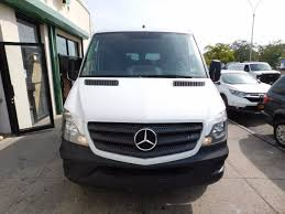 mercedes passenger for sale mercedes sprinter passenger vans 2016 in woodside