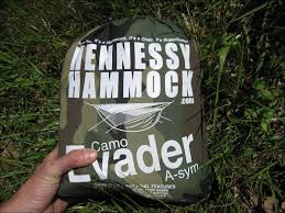hamac si e hamac hennessy hammocks camo evader asym