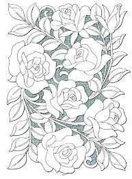 coloring pages with roses coloring pages of roses babysplendor com