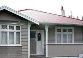 bungalow house nz google search house colours pinterest