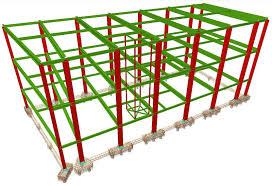 Top Projeto estrutura metálica - Aio &CS02