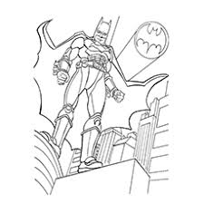 10 justice league coloring pages toddler
