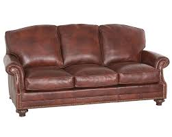 Grades Of Leather For Sofas American Made Leather Sofas Classic Leather Sofas