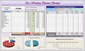 wedding planner organiser the wedding planner organiser custom excel template plan