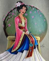 90 disney mulan art images disney movies