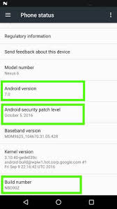 version of for android how to check version of android in your phone or tablet android