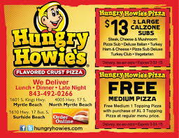 Howies by Hungry Howies Coupon Codes Car Wash Voucher