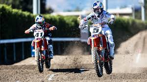 what channel is the motocross race on head to head mx racing under the lights action highlights