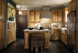 unfinished wood kitchen island stunning unfinished wooden kitchen island brick backsplash lowes