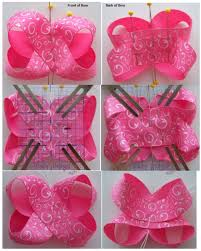 boutique bows mommycraftsalot how to make the twisted boutique bow photo
