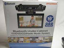 Under Kitchen Cabinet Tv Dvd Cd Player Radio Under Counter Tv Ebay