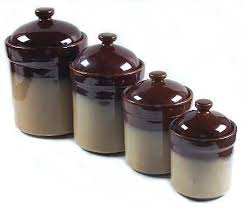brown kitchen canister sets 204 best pottery ceramic soup tureen canisters images on