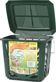 biobag maxair composting bucket ii pack of 2 amazon com