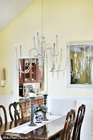 french country chandeliers new dining room chandelier at the picket fence