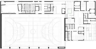 purpose of floor plan gallery of zac del lilas multi purpose building scape 23