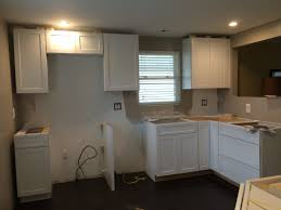 kitchen cabinet unfinished shaker kitchen cabinets glass wall