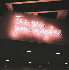 Light Words Neon Signs