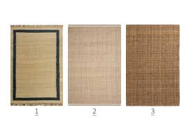 Handmade Jute Rugs Four Rug Styles That Will Hold Up With Big Dogs Tiny House Giant