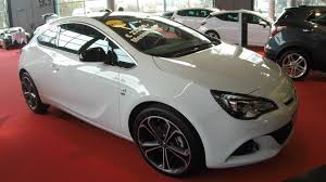 opel astra gtc 2015 opel astra gtc sport opc line snow white colour