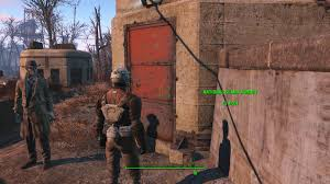 Fallout 1 Map by Fallout 4 X 01 Power Armor Location And Walkthrough