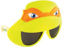 Michelangelo Halloween Costume Ninja Turtle Michelangelo Glasses Accessories U0026 Makeup