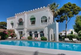 la villa mauresque luxury hotel st raphael official website