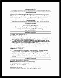 Dental Hygienist Resume Sample by 100 Dental Hygiene Resume Templates Aaaaeroincus Unique Resume