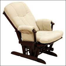 Leather Rocking Chairs For Nursery Furnitures Fill Your Home With Cozy Glider Rocker For Charming