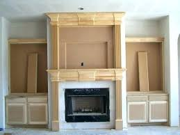 pearl mantels reclaimed wood fireplace surround unfinished fireplace surrounds