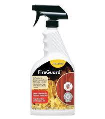 forcefield fireguard fire retardant spray joann