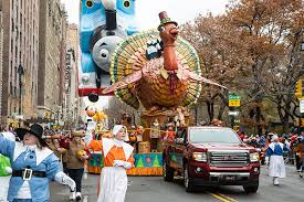 thanksgiving day parade when how to this