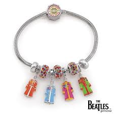 bracelet with charms images 50th anniversary sgt pepper limited edition bracelet with charms jpeg