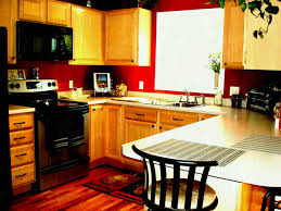 kitchen paint color ideas with oak cabinets kitchen floor tile ideas with oak cabinets blue design stainless