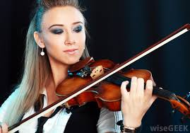 Blind Violinist Famous Who Is Bach With Pictures