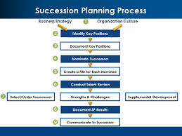 corporate succession planning template