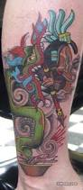 mayan tattoos combine tribal spirituality with body art tattoo