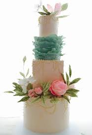 wedding cakes from lael cakes modwedding