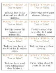 9 best photos of printable thanksgiving trivia true or false