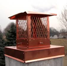 Outdoor Fireplace Caps by Chimney Caps Dunrite Chimney Centereach New York