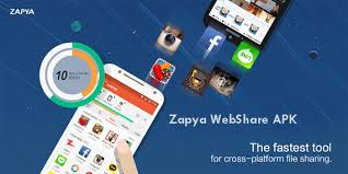 zapya free apk webshare apk free android version