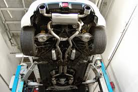 nissan 370z quiet tires senner launches new sport exhaust system for nissan 370z my350z