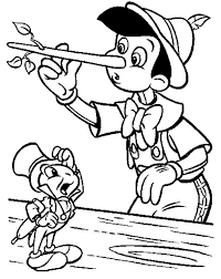 pinocchio coloring pages free printable pinocchio coloring pages