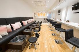 Manicure Bar Table Nail Bar